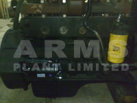 JCB Fastrac 185 and 3185 Reconditioned Engine