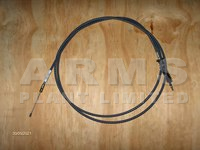 JCB Fastrac 3185 Hand Throttle Cable 910/52601